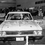 Chevoom funny car: Maynard Rupp's 1966 Chevelle
