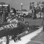 Re-Entry Rear Engine Streamlined Dragster