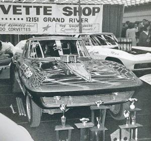 Vette Shop Display