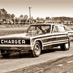 Jack Thorton and the Southern Style Dodge Funny Car