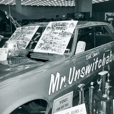 Mr. Unswitchable Pontiac GTO