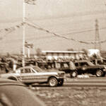 Dick Mack's Chevelle defeats Bob DuBrock's Mustang