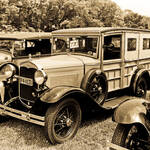 Model A Ford Woody