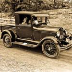 Model A Pickup