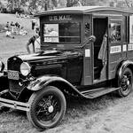 1931 Model A Mail Truck