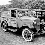 Model A Delivery Truck