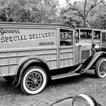 Model A Delivery side view