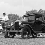 1929 Model A Coupe