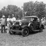 Model A Roadster Award