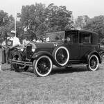Arlan Banning's award winning Model A Town Car