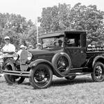 Early Model A Pickup