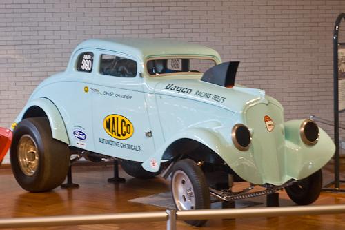 Ohio George Montgomery's Willys Coupe