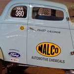 Passenger side of the MALCO Gasser Willys