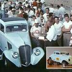 Demonstration of major changes to Willys Gasser
