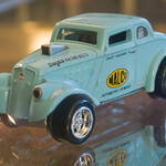 Diecast model of Ohio George Montgomery Willys