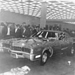 Dave Zackary's Cadillac Eldorado Funny Car