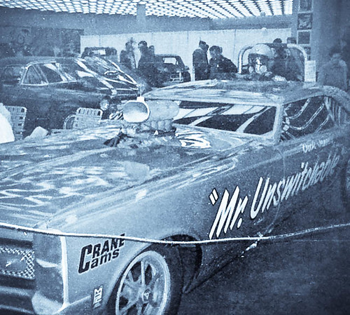 Slant roof GTO