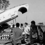 Bruce Larson and the USA-1 Camaro Funny Car