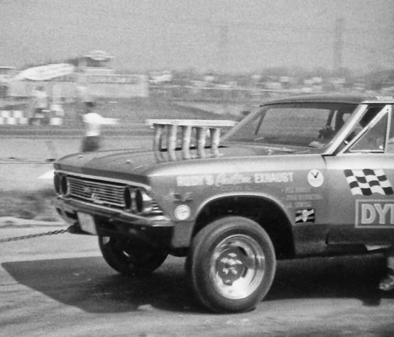 427 Dynamite Chevelle-funny-car