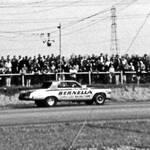 Bernella Dodge Polara Funny Car: Della and Bernie Woods