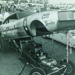 Henry Garcia and the Car Shop Camaro at Detroit Dragway
