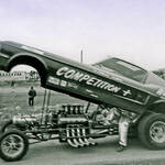 The Saga of the Competition + Mustang Funny Car