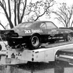 Dick Harrell's 1968 Funny Car Fleet