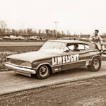 Limelight Dodge: the Jack-Knife Funny Car