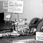 The Prussian, Steffey and Rupp Top Fuel Dragster