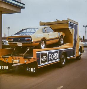 Ford Drag Clinic hauler