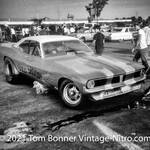 Gary Bolger and the Gold Digger Funny Car
